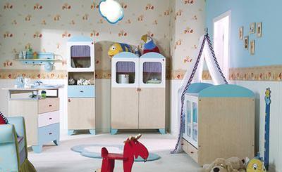 ModaLife Bebek Odası Modelleri 36