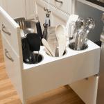 modüler mutfak çekmeceleri Mutfak dekorasyon ve depolama fikirleri