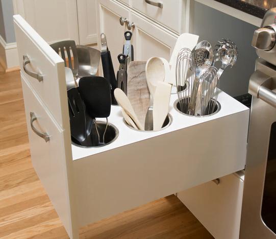 modüler mutfak çekmeceleri