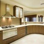 le mutfak dolap modeli Mutfak dekorasyon ve depolama fikirleri