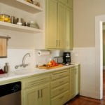küçük mutfak dekorasyonu Mutfak dekorasyon ve depolama fikirleri