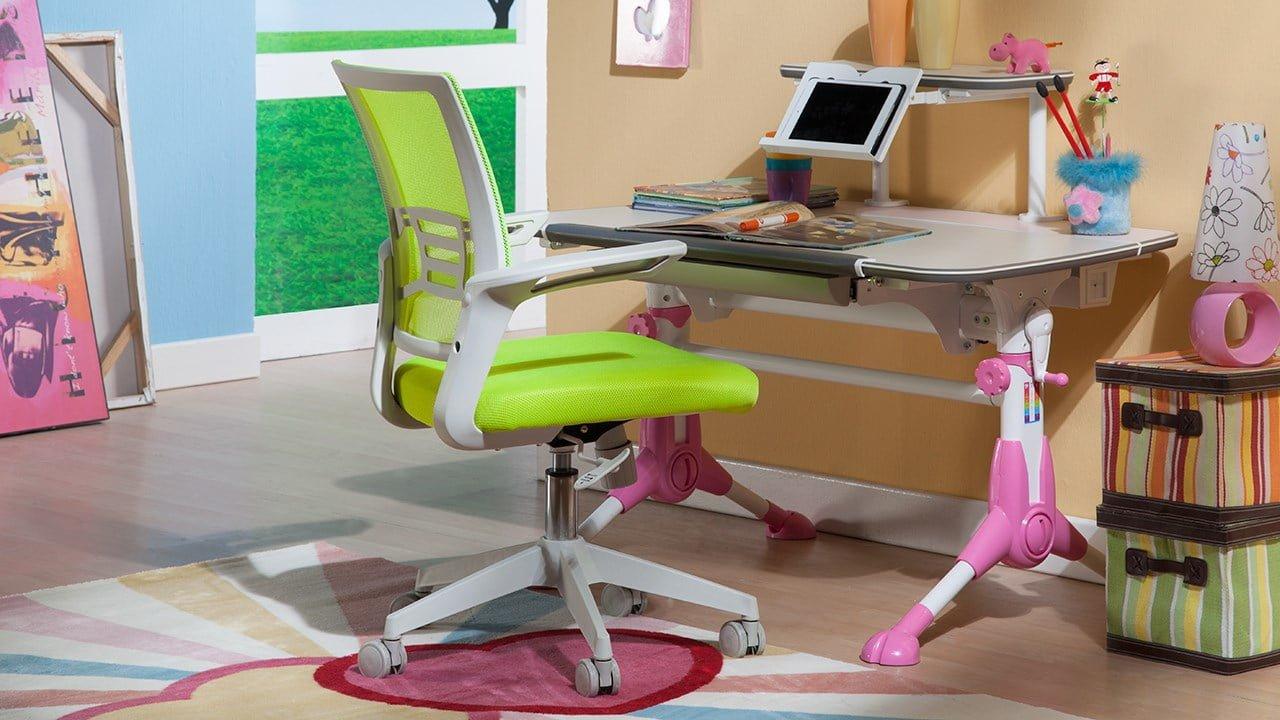 istikbal-step-kiz-calisma-masasi İstikbal mobilya fonksiyonel ders çalışma masası