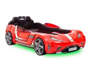 Çilek mobilya araba karyola modelleri