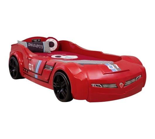 cilek-mobilya-turbo-max-araba-karyola-kirmizi Çilek mobilya araba karyola modelleri