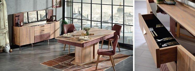 yeni tasarım yemek odası