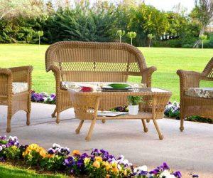 Bahçe koltuk modelleri