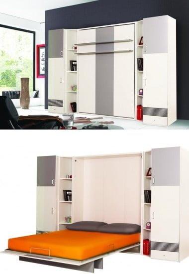 diva-double-cift-kisilik-katlanir-yatak Gaysan fonksiyonel çift kişilik yatak modelleri