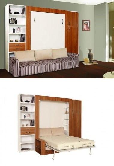 diva-nova-plus-cift-kisilik-katlanir-yatak Gaysan fonksiyonel çift kişilik yatak modelleri