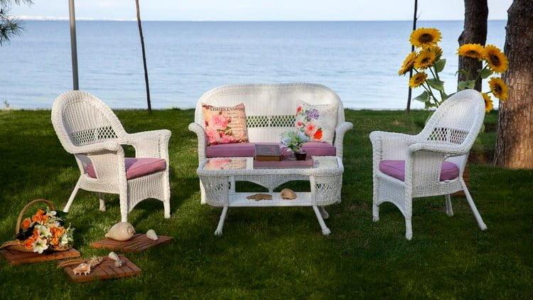 Bahçe koltuk modelleri 6