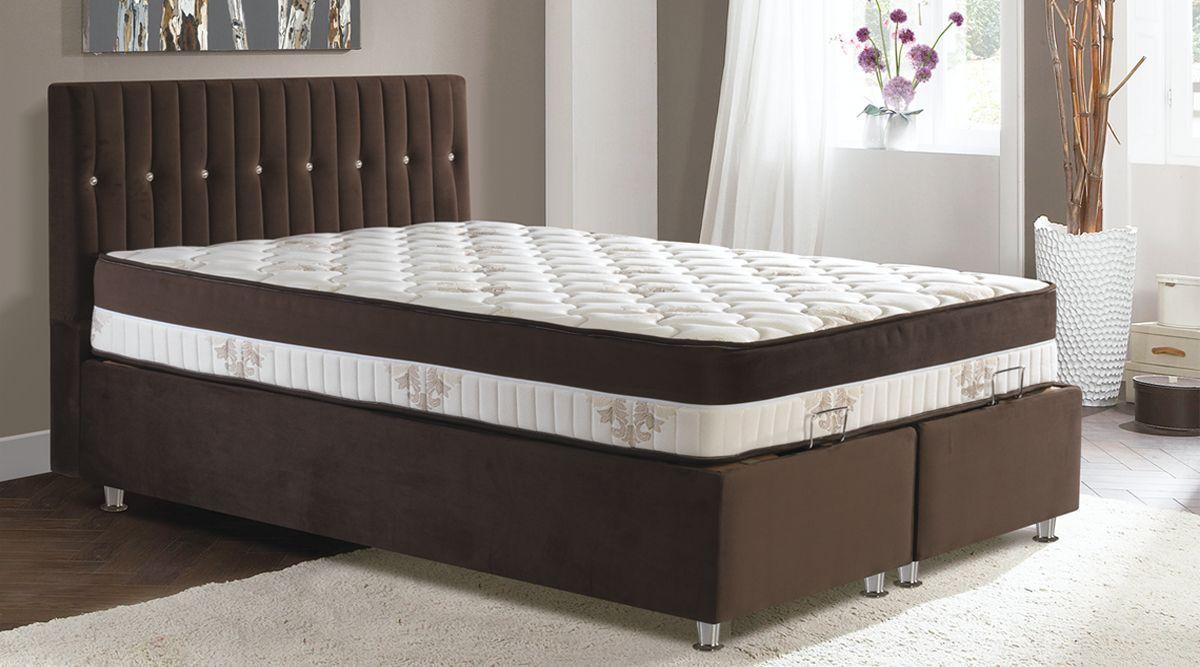 ucuz yatak başı modelleri Ladin mobilya baza ve başlık modelleri