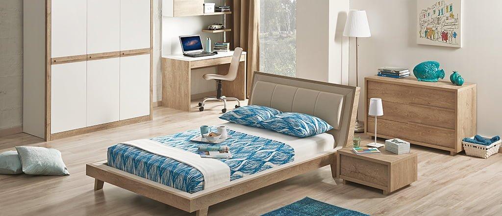 kelebek-mobilya-nigoro-genc-odasi Kelebek Mobilya Genç Odası Tasarımları