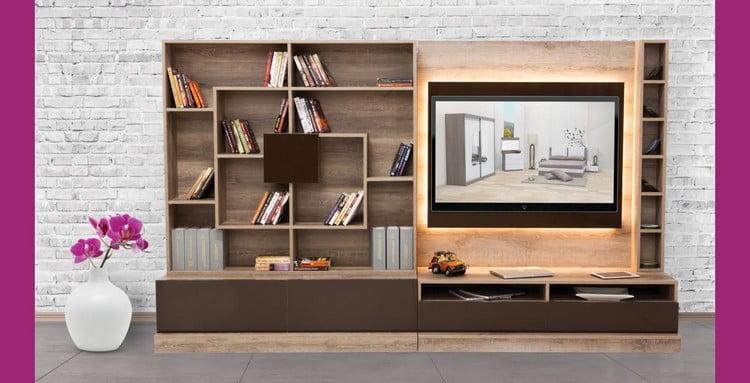 Rapsodi mobilya tv ünite modellerini gördünüz mü? 16