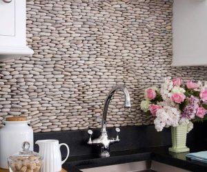 Mutfak lavabo arkası duvar dekorasyon fikirleri