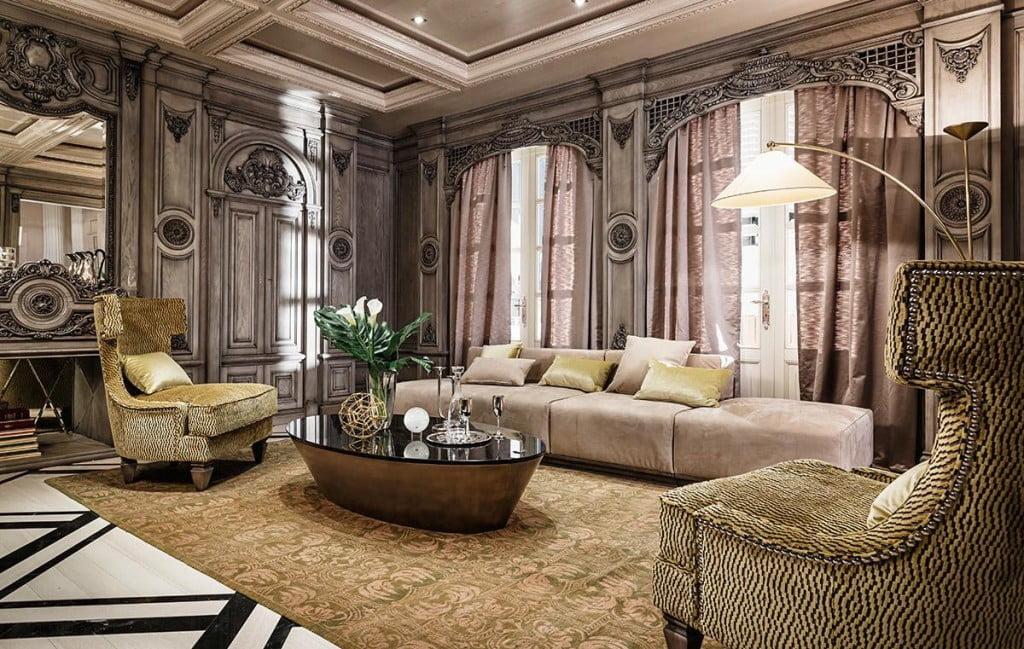 Muteşem Klasik Art Deco Dekorasyon Stilleri 1
