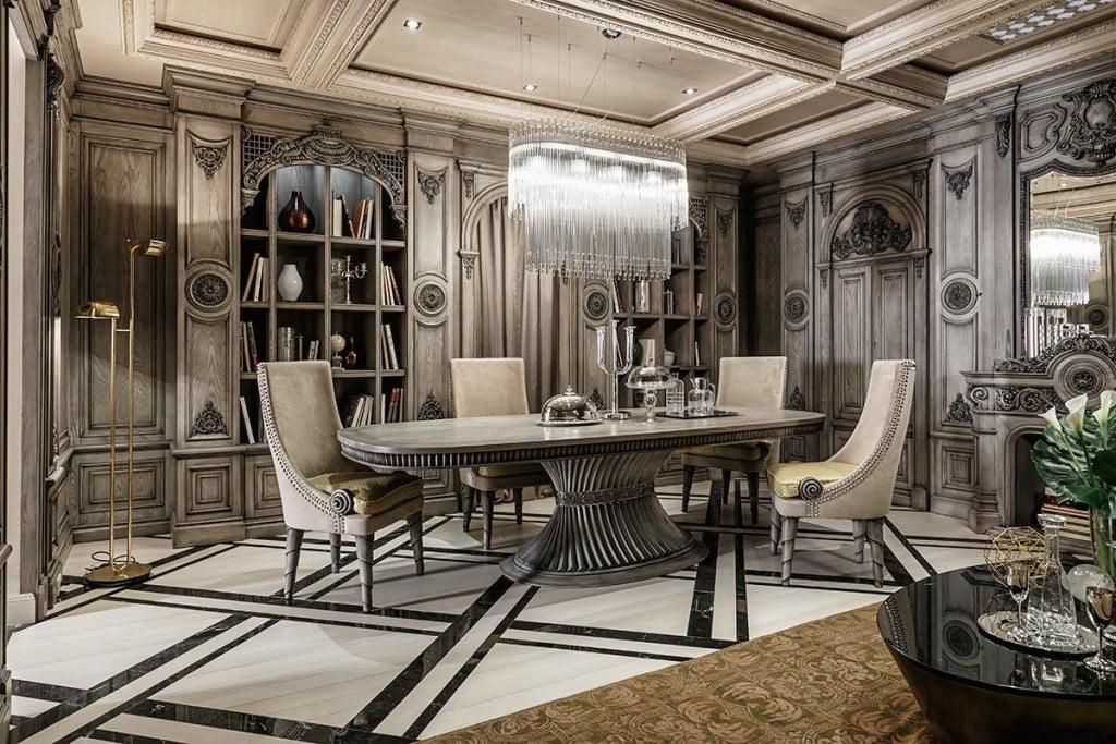 Muteşem Klasik Art Deco Dekorasyon Stilleri 3