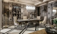 Muteşem Klasik Art Deco Dekorasyon Stilleri