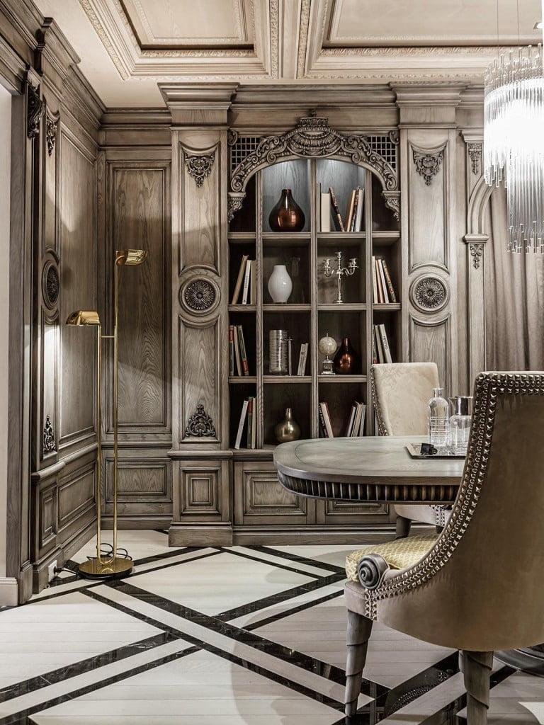 Muteşem Klasik Art Deco Dekorasyon Stilleri 4