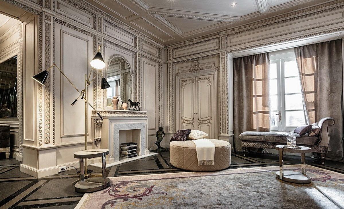 Muteem Klasik Art Deco Dekorasyon Stilleri