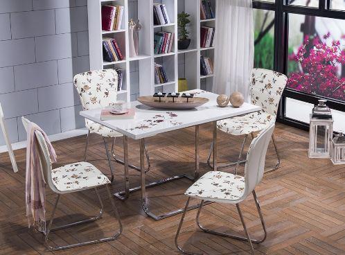 Bellona Mobilya Mutfak Masa Sandalye Takımları 31