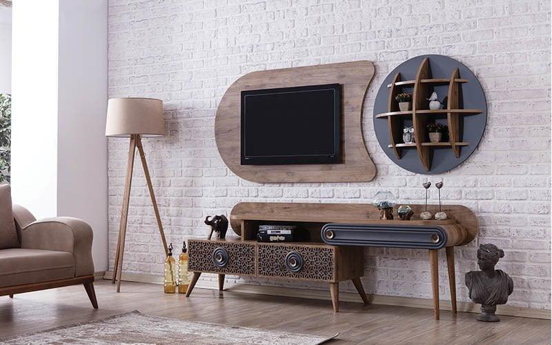 Weltew Mobilya Tv Ünite Modelleri 8