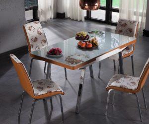 İstikbal Mobilya Mutfak Masa Sandalye Takımı