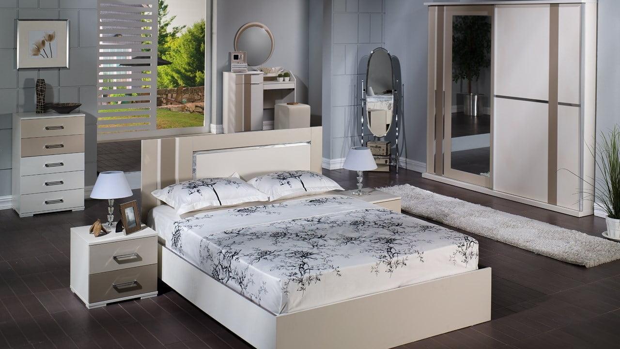 İstikbal Mobilya 2017 Yatak Odası Takımları 12