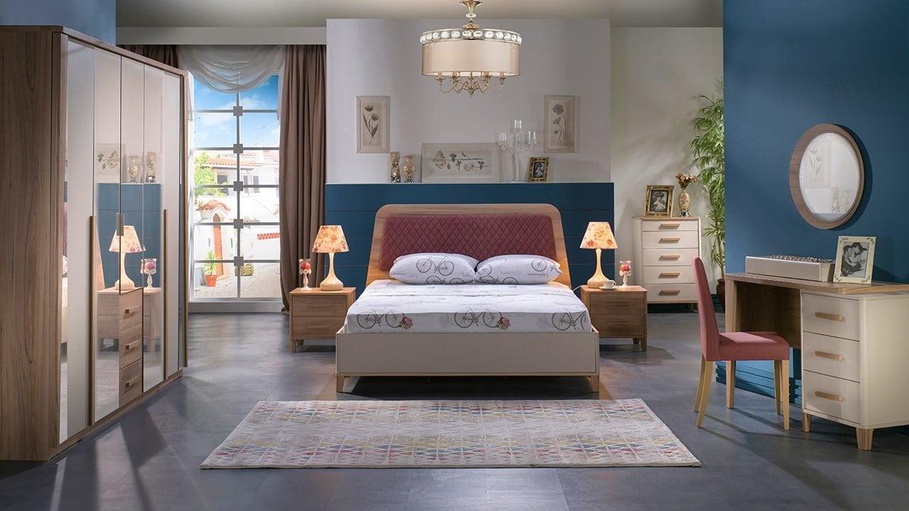 İstikbal Mobilya 2017 Yatak Odası Takımları 11