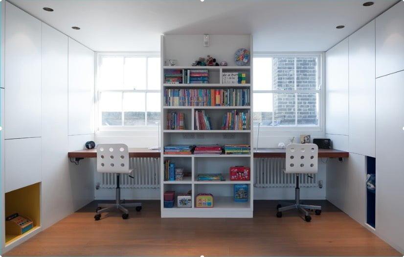 çocuk odası çalıma odası