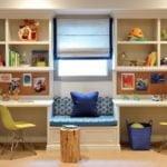 Çocuk Odası Ders Çalışma Alanı Oluşturma Fikirleri