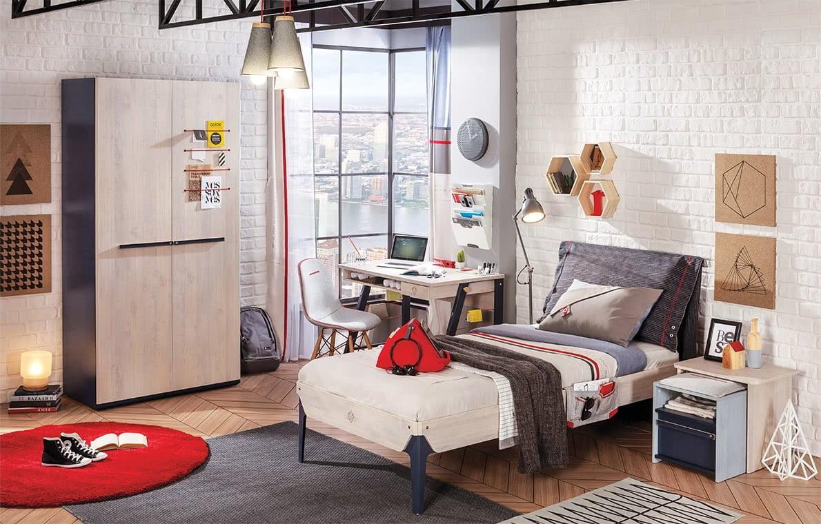 moda genç odası modelleri