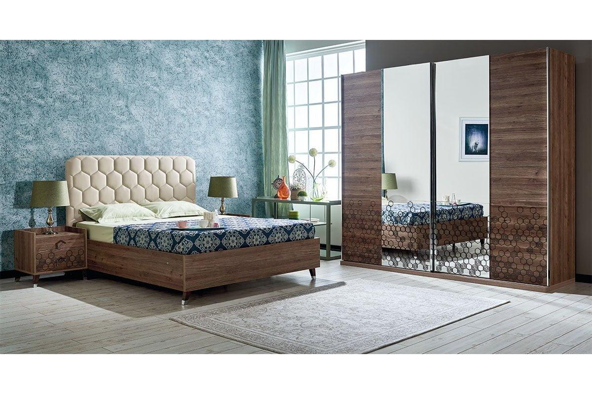 Aldora Mobilya Yatak Odası Tasarımları 4