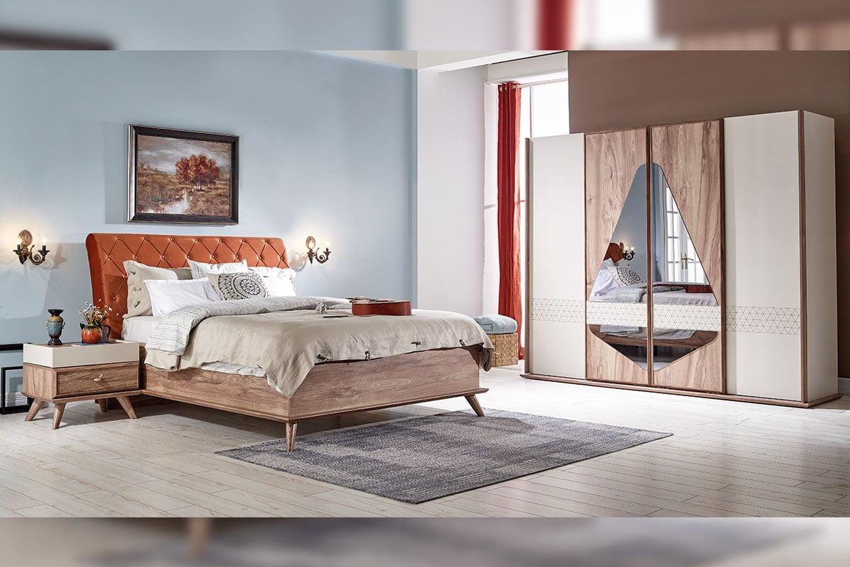 Aldora Mobilya Yatak Odası Tasarımları 6