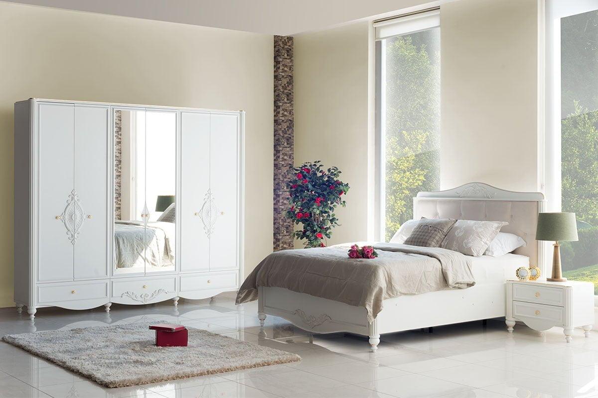 Aldora Mobilya Yatak Odası Tasarımları 7