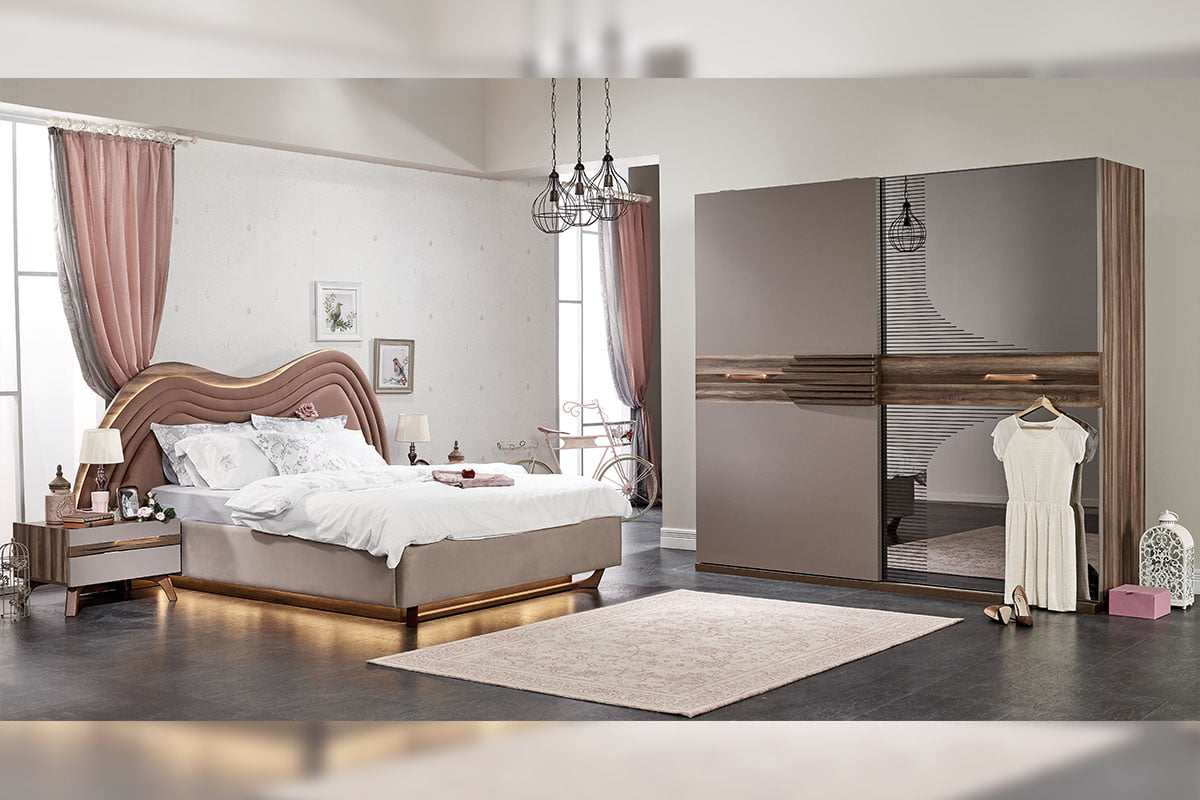 Aldora Mobilya Yatak Odası Tasarımları 5
