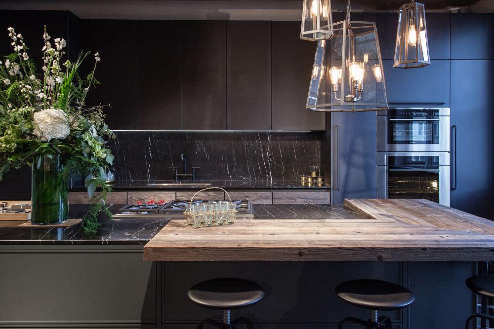 mutfak yemek köşeleri mutfakta kahvaltı masası tasarımları