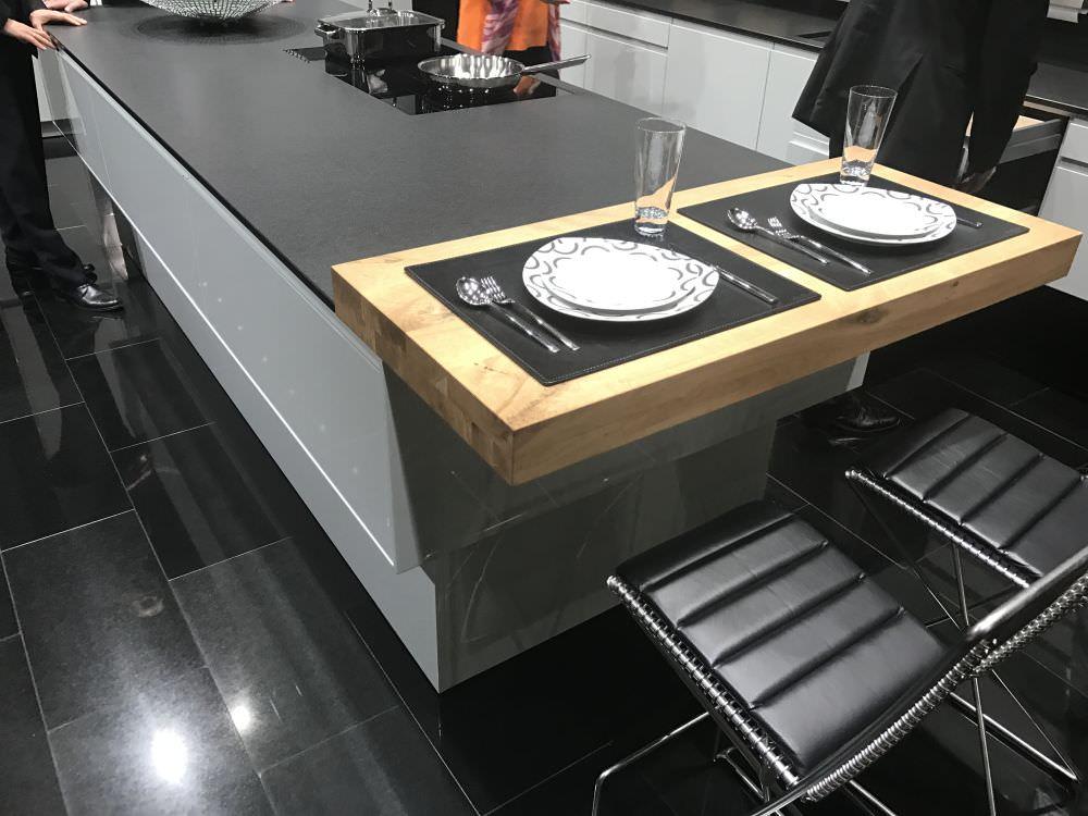 Mutfakta Kahvaltı Masası Tasarımları 25