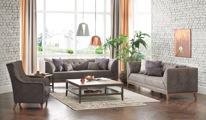 Enza Home Alessa Koltuk Modeli enza home 2018 koltuk takımı modelleri