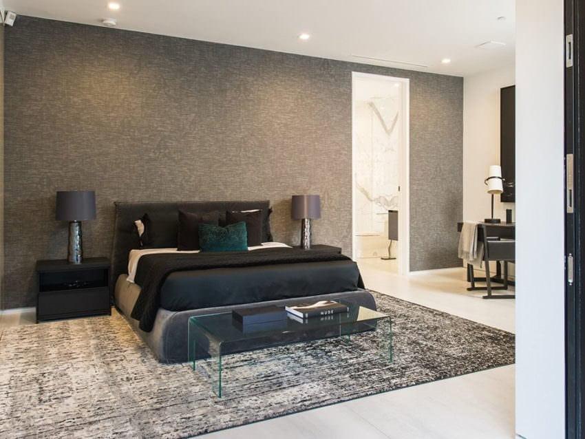 değişik yatak odası dekorasyon örnekleri