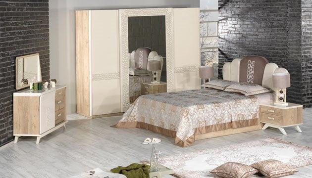 modern yatak odası takımları Kilim Mobilya 2018 Tasarım Yatak Odası Modelleri