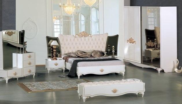 kilim mobilya yeni yatak odası Kilim Mobilya 2018 Tasarım Yatak Odası Modelleri