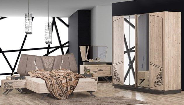kilim mobilya yatak odası fiyatları Kilim Mobilya 2018 Tasarım Yatak Odası Modelleri