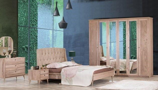 modern yatak odası 2018 Kilim Mobilya 2018 Tasarım Yatak Odası Modelleri