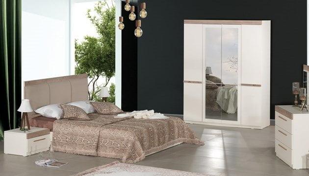 yatak odası renkleri Kilim Mobilya 2018 Tasarım Yatak Odası Modelleri