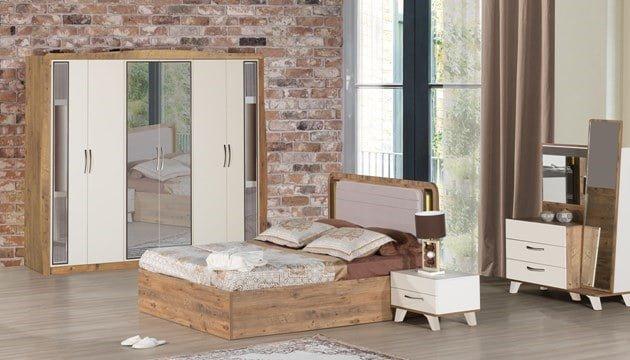 kilim mobilya yatak odası mobilyaları Kilim Mobilya 2018 Tasarım Yatak Odası Modelleri
