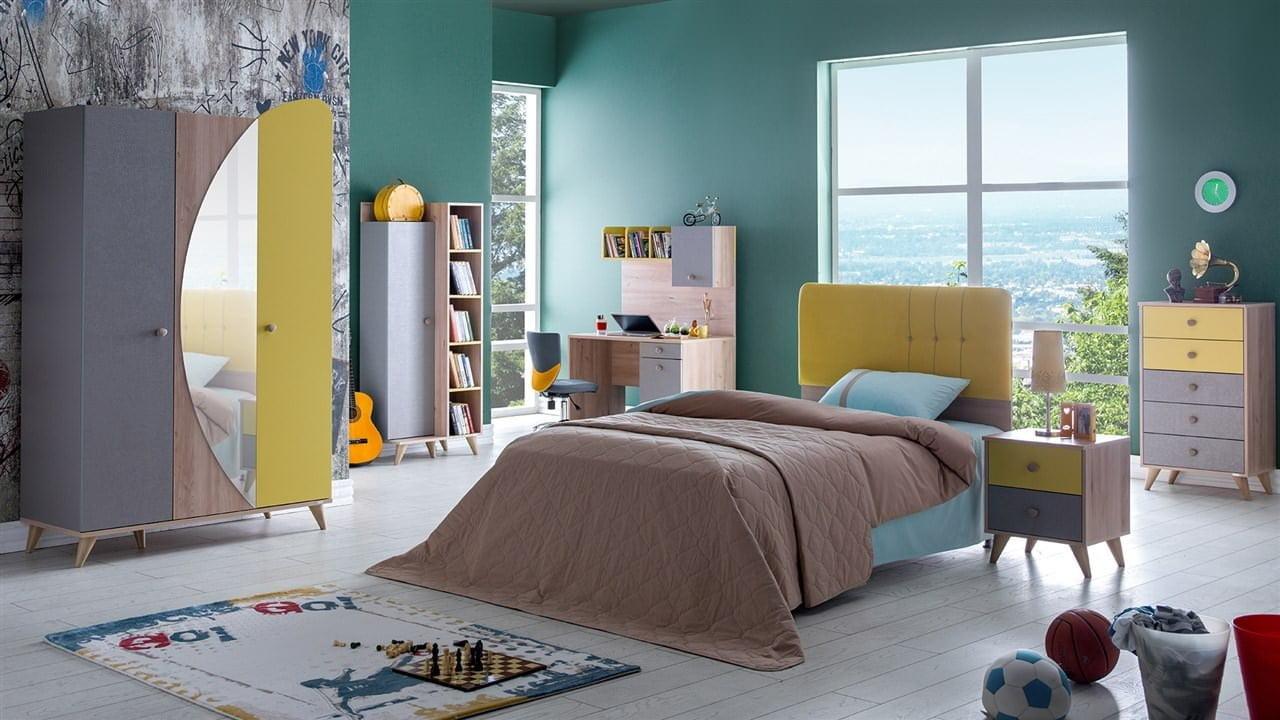 modern Mondi mobilya genç odası