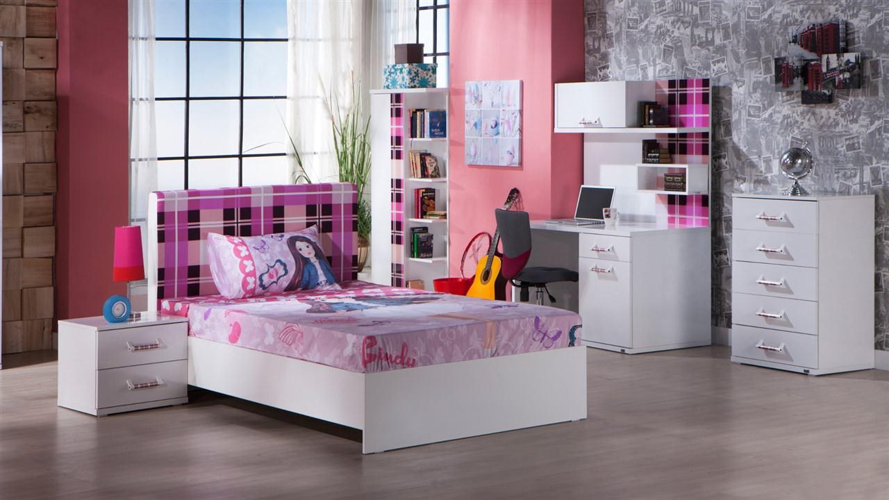 Mondi lüks mobilya genç odası