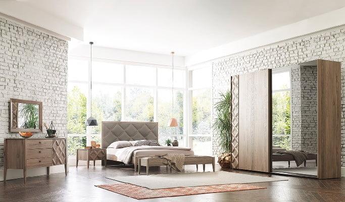 Enza Home Alessa Yatak Odası Enza Home 2018 Yatak Odası Tasarımları
