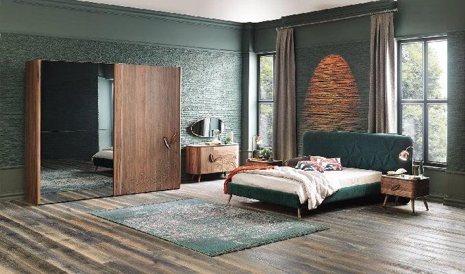 enza mobilya aria yatak odasi
