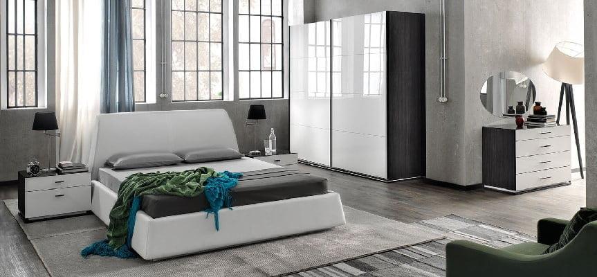 Enza Home Crystal Yatak Odası Enza Home 2018 Yatak Odası Tasarımları