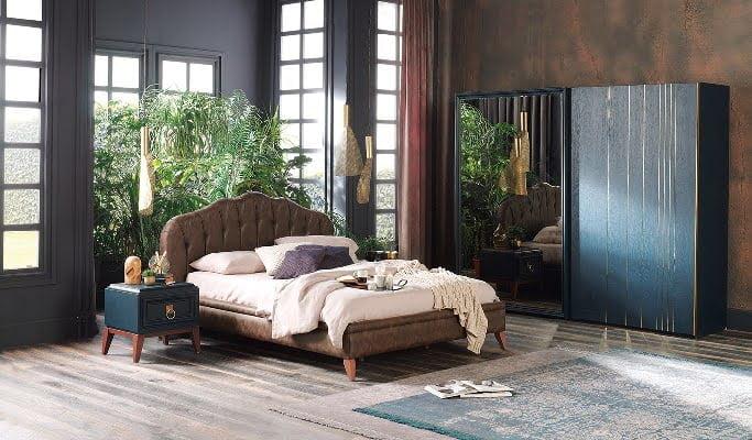 Enza Home Elegante Yatak Odası Enza Home 2018 Yatak Odası Tasarımları